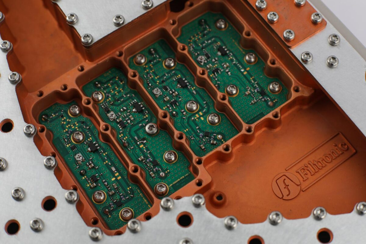 Custom filters | Filtronic PLC